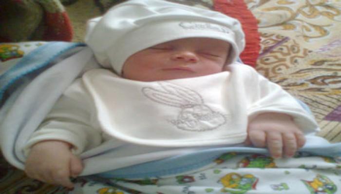 تهنئة للزميل ياسر مصطفى بمولوده الأول (إياد)