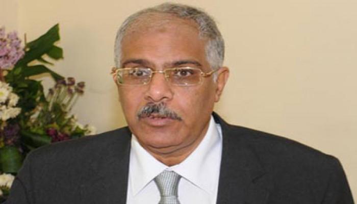 جمال علام يبحث مع وزير الرياضة العراقي تعزيز التعاون المشترك