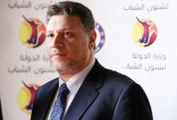 وزير الشباب  يتوصل لاتفاق  تثبيت العاملين بالمكافأة