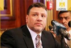 ياسين يستعرض إستراتيجية الوزارة وخطة الصيف بمراكز الشباب