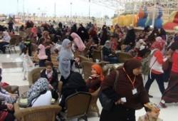 """""""الحرية والعدالة"""" ينظم مهرجانًا فنيًّا لأطفال دمياط"""