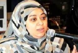 كاميليا حلمي: يجب ضبط الحقوق والحريات بالشرع