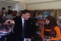 وزير الشباب يتفقد مراكز شباب سوهاج في جولة مفاجئة
