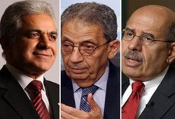 البرادعي المنقذ وصباحي المنادي وأبو حامد وكيل الثورات