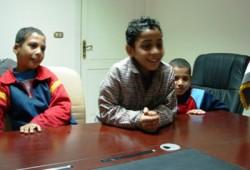 """ورشة لصناعة الفيلم للأطفال لـ""""الحرية والعدالة"""" بـ٦ أكتوبر"""