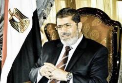 """الرئيس مرسي لـ""""سي إن إن"""": مصر ستشهد نقلة اقتصادية وسياسية جديدة"""