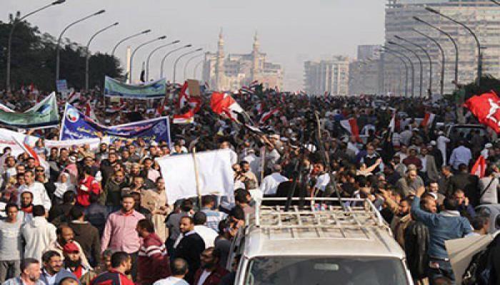 """قوى أسوان: مليونية """"الشرعية والشريعة"""" انتصرت للوطن"""