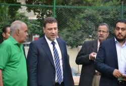 """خلال زيارته لمراكز الشباب بالإسكندرية """"ياسين"""" يحيل مسئولين للتحقيق"""