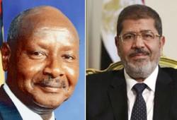 زيارة الرئيس مرسي لأوغندا.. انطلاقة جديدة نحو دول حوض النيل