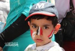 """""""الحرية والعدالة"""" بأسوان ينظم مرسمًا للأطفال في احتفالات أكتوبر"""