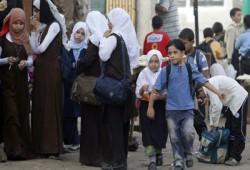 """بدء مشروع """"أبناؤنا مستقبلنا"""" للوعي المروري لتلاميذ المدارس"""
