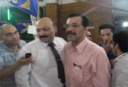 حمدي مرزوق رئيسًا لنادي الشرقية الرياضي