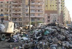 500 ألف جنيه لإعادة تشغيل مصانع تدوير القمامة بأسوان