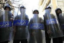 مصدر أمني ينفي تجمهر عدد من مجندي الأمن المركزي في المنيا