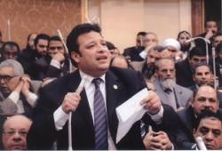 """عزام: حل البرلمان تعدٍ على الإرادة الشعبية وننتظر حكم """"الإدارية"""""""