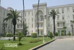 القصر الجمهوري للمرة الأولى بيت الشعب
