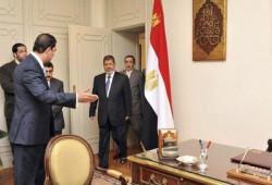 ياسر علي: الرئيس مرسي يفضل الإقامة في منزله