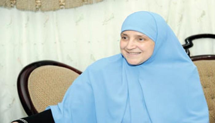 زوجة رئيس الجمهورية: أنا خادمة الشعب الأولى