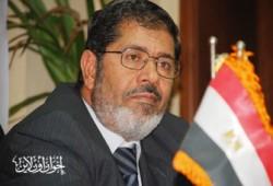 د. مرسي يتقدم بالعزاء في وفاة ولي العهد السعودي