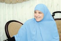 زوجة د. مرسي: ترشيح زوجي ابتلاء نتقرب به إلى الله