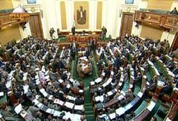 """مجلس الشعب يوافق مبدئيًا على تعديل قانون """"الرئاسية"""""""