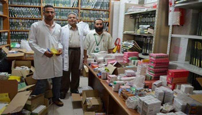 """إخوان السويس ينظمون قافلة طبية في """"الأربعين"""""""