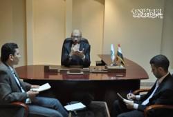 منسق حملة مرسي رئيسًا: واثقون من اختيار الشعب لمرشحنا