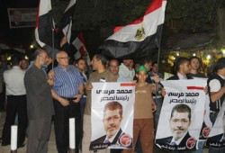 شباب الإخوان: مرسي مرشحنا.. ونثق فى قيادتنا