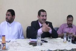 """الفيوم.. نائب الحرية والعدالة بالشورى يتدخَّل لحل أزمة """"الصرف"""""""