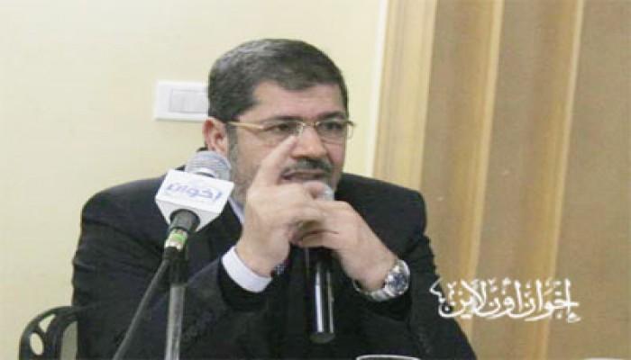 د. مرسي: الثورة مستمرة.. ولا مكان للفلول