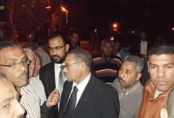 """""""الحرية والعدالة"""" يساند مطالب أهالي حدائق حلوان"""