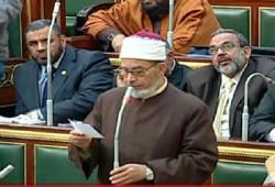 دينية برلمان الثورة تعد بإصدار قانون لانتخاب شيخ الأزهر