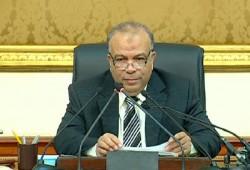 الكتاتني يستقبل إسماعيل هنية في مجلس الشعب