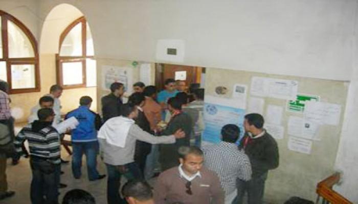 تزايد الإقبال في إعادة انتخابات الشورى بسوهاج