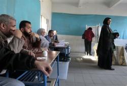 إقبال ضعيف في إعادة الشورى ببورسعيد