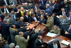 تشكيل لجنة للإشراف على انتخاب رئيس مجلس الشعب