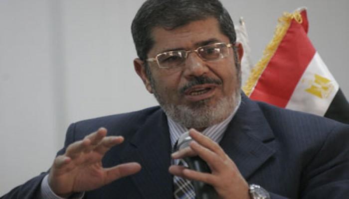 """د. مرسي ضيف قناة """"المحور"""" الإثنين"""