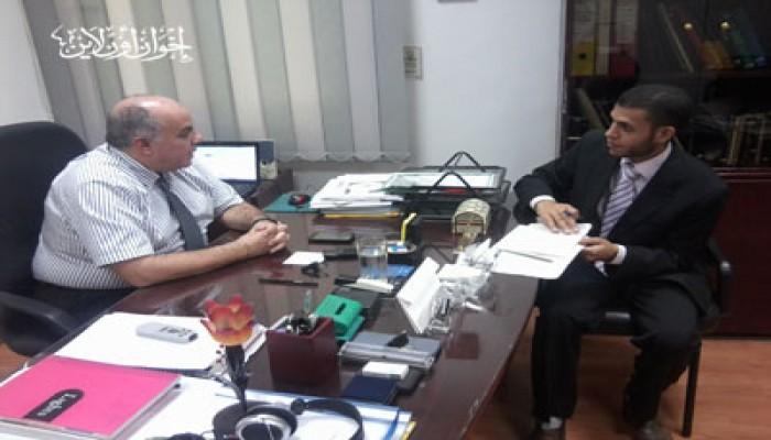 د. عمرو دراج: خطتنا جاهزة لحلِّ مشاكل المحافظة