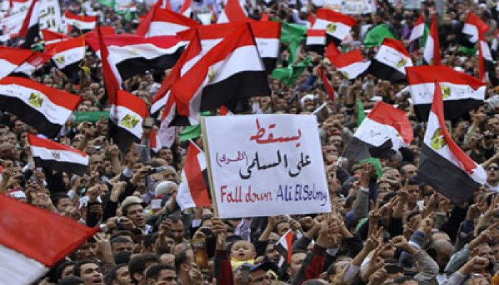 مليونية 18 نوفمبر.. الشعب يرفض وثيقة السلمي