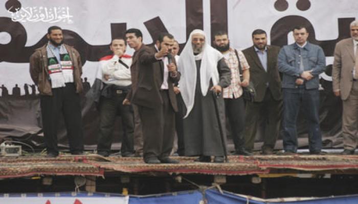 """صلاح سلطان: ثورة مصر سلمية وليست على طريقة """"السلمي"""""""