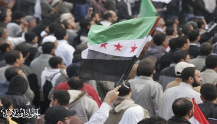 """مليونية """"حماية الديمقراطية"""" تدعم ثوار سوريا واليمن"""