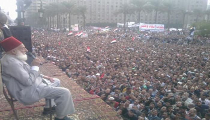 """حافظ سلامة: """"العسكري"""" لم يحقق مطالب الثورة"""