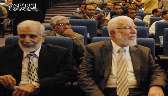 د. محمود عزت: مؤتمر طلاب الإخوان من نعم الحرية