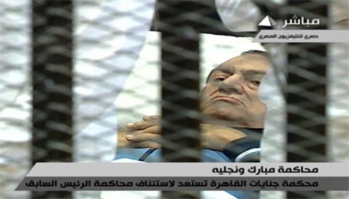 """حضور """"دفاع الكويت"""" لجلسة المخلوع.. باطل"""