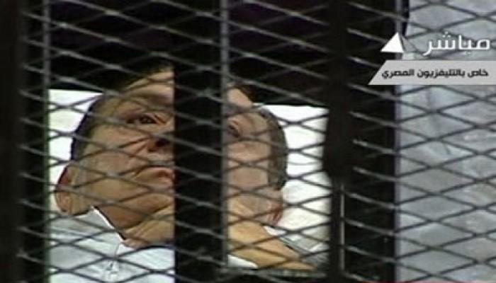 """اليوم.. استئناف محاكمة المخلوع وترقب """"دفاع الشهداء"""""""