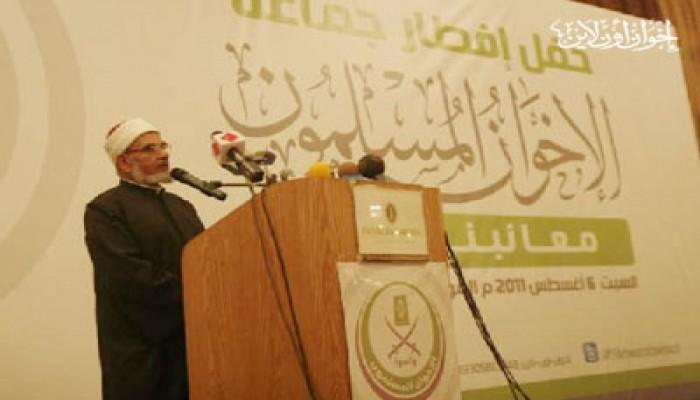 د. مختار المهدي: دعوة الإخوان تجمع وتبني