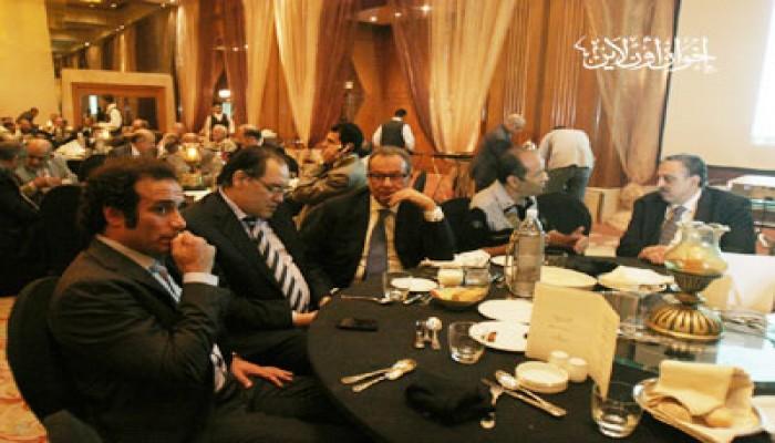 حمزاوي: إفطار الإخوان أحد مزايا الثورة