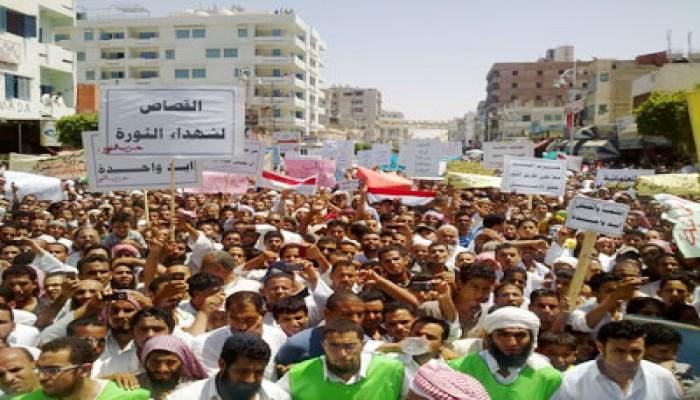 مرسى مطروح تنتفض في جمعة الإرادة الشعبية