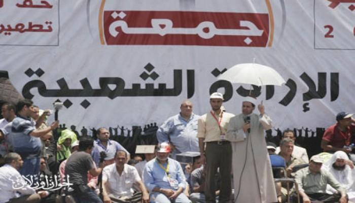 خطيب التحرير: مصر يد واحدة لتحقيق مطالب الثورة