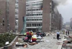 """""""البرلمانيين الإسلاميين"""" يستنكر تفجيرات النرويج"""